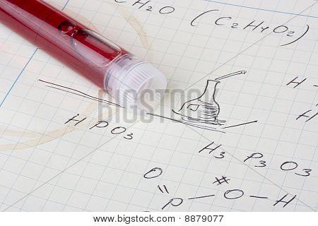 Chemie-Zuordnung