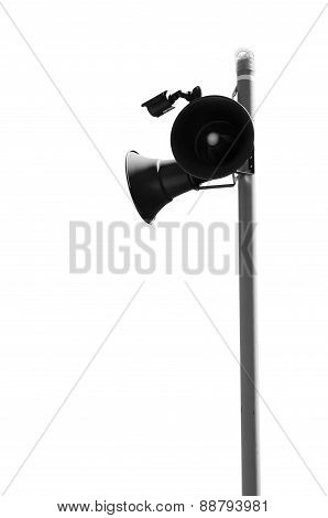Megaphone For Advertise