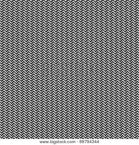 Herringbone Fabric Style Pixel Subtle Texture Background. Vector