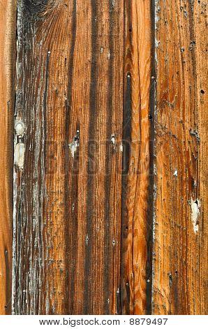 Burned Wood Grunge Background