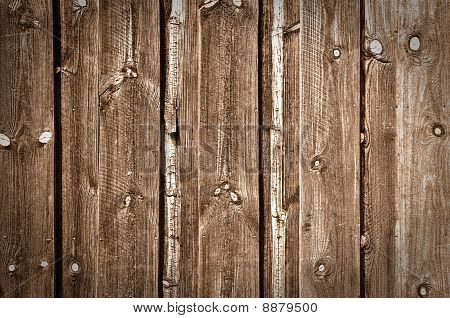 Wood Fence Deck Background