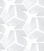 foto of paper cut out  - Seamless geometric background - JPG