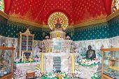 stock photo of buddha  - CHIANG MAI THAILAND  - JPG