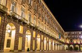 stock photo of turin  - View of Turin government offices  - JPG