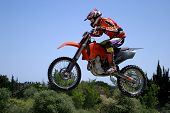 picture of moto-x  - red and orange moto - JPG
