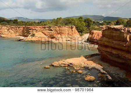 Island Ibiza In Spain