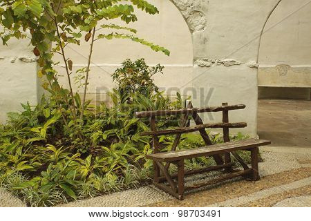 Garden at The Alamo