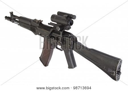 Modern Ak Assault Rifle