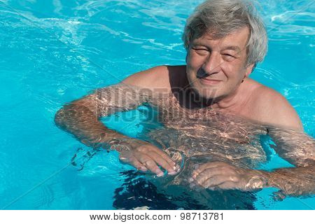 Active Senior Swimming