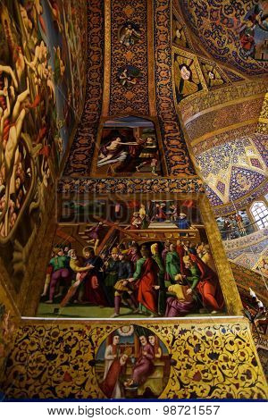 Vank Cathedral, Jolfa, Esfahan, Iran