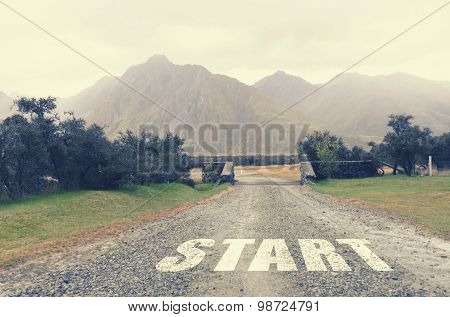 Start your way