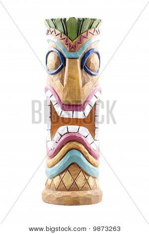Angry Tiki God