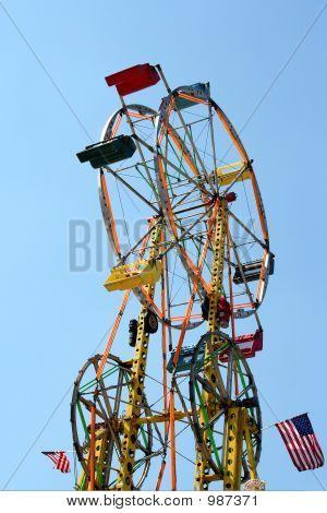 Double Ferris Wheel