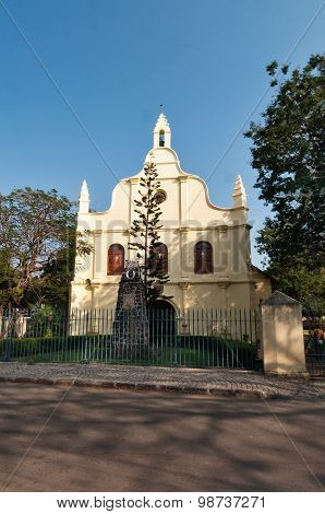 St. Francis Church In Fort Kochi