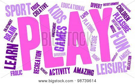 Play Word Cloud