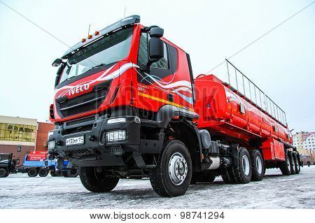 Iveco Amt 6339 Trakker