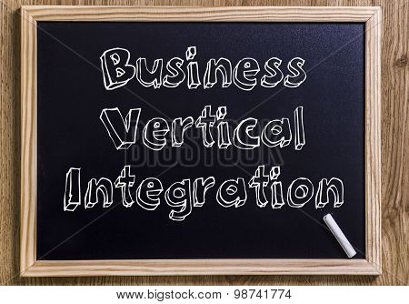 Business Vertical Integration