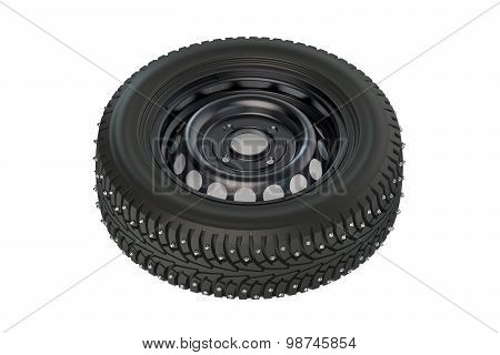 Winter Automotive Tire