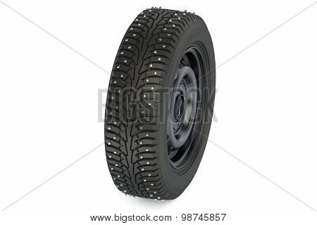 Winter Automotive Tyre With Studs