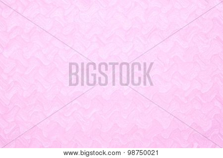 Pink Foam Texture Background
