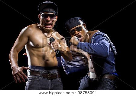 Hip Hop Rap Group