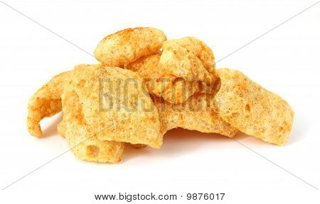 Barbeque Seasoned Pork Rinds