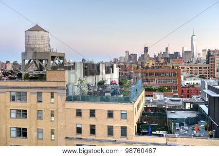 Meatpacking District - New York City