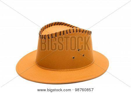 Cowboy Brown Hat