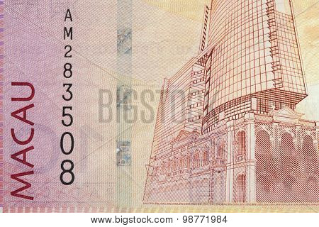 Macau Dollar Bank Notes