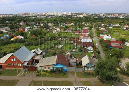 Panorama City Saransk