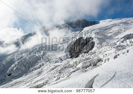 Glacier.
