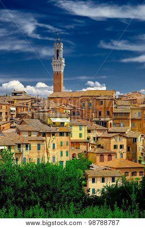 Sienna Italy