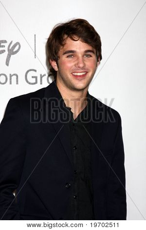 LOS ANGELES - AUGUST 1:  Hutch Dano arrive(s) at the 2010 ABC Summer Press Tour Party at Beverly Hilton Hotel on August 1, 2010 in Beverly Hills, CA...