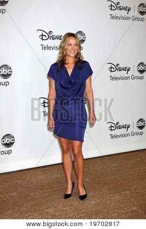 LOS ANGELES, CA - AUG 1:  Andrea Anders at the Disney / ABC Summer Press Tour  on August 1, 2010 in Beverly Hills, CA.....