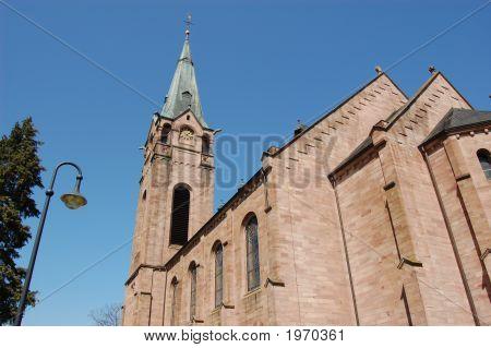 Weirilbach Protestant Church