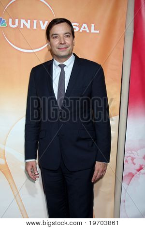 LOS ANGELES - JUL 30:  Jimmy Fallon arrive(s) at the 2010 NBC Summer Press Tour Party at Beverly Hilton Hotel on July 30, 2010 in Beverly Hills, CA...