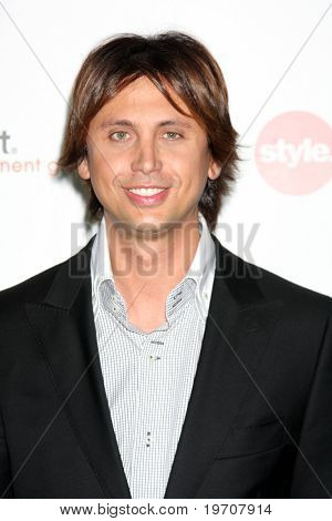 LOS ANGELES - AUGUST 6:  Jonathan Cheban at the Comcast Entertainment Group Summer 2010 TCA Cocktail Party at Beverly Hilton Hotel on August 6, 2010 in Beverly Hills , CA