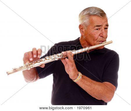 Senior Flute Player