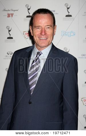 LOS ANGELES - AUG 27:  Bryan Cranston arrives at the 62nd Primetime Emmy Awards Performers Nominee Reception at Spectra - Pacific Design Center on August 27, 2010 in Los Angeles, CA