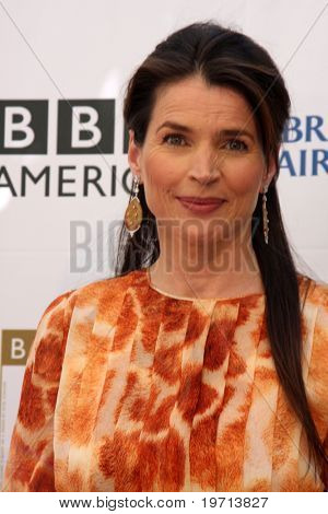 LOS ANGELES - AUG 27:  Julia Ormond arrives at the 2010 BAFTA Emmy Tea at Century Plaza Hotel on August 27, 2010 in Century City, CA