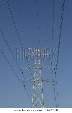 Metal Pylon