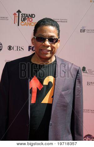 LOS ANGELES - SEP 10:  Herbie Hancock arrives at the