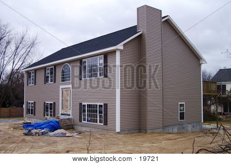 New House Construction