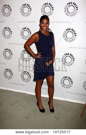 LOS ANGELES - SEP 23:  Reagan Gomez-Preston arrives at