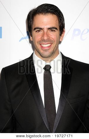 LOS ANGELES - SEP 25:  Eli Roth arrives at the PETA 30th Anniversary Gala at Hollywood Palladium on September 25, 2010 in Los Angeles, CA