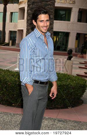 LOS ANGELES - SEP 28:  Brandon Beemer arrives at