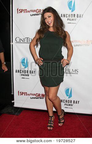 LOS ANGELES - SEP 29:  Cerina Vincent arrives at the