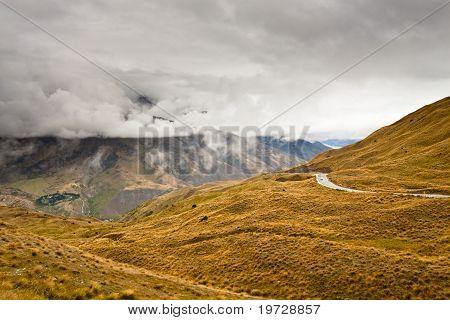 Cardrona Landscape