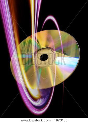 Disco de Dvd, CD