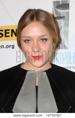 LOS ANGELES - OCT 8:  Chloe Sevigny arrives at the Gay, Lesbian and Straight Education Network  Respect Awards at Beverly Hills Hotel Theatre on October 8, 2010 in Beverly Hills, CA